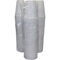 Quality 6oz Disposable Plastic Cups - Carton (1000 Cups)
