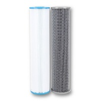 "Uniflow 20"" Whole House Replacement Filter Ki"