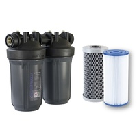 "Aquastream 10"" Whole House Filter System for Rainwater"